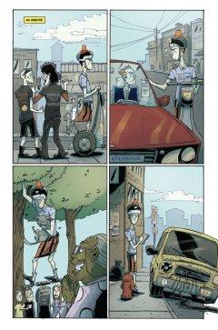 Комикс Жуй. Книга Третья. автор Роб Гиллори и Джон Лэйман