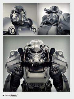 Артбук Искусство Fallout 4 изображение 5