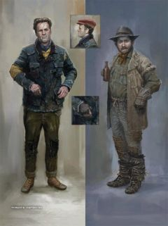 Артбук Искусство Fallout 4 изображение 4