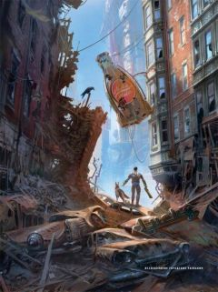 Артбук Искусство Fallout 4 изображение 2