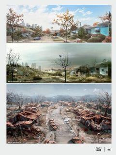 Артбук Искусство Fallout 4 изображение 1