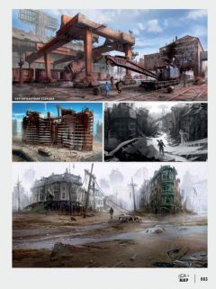 Артбук Искусство Fallout 4 изображение 3