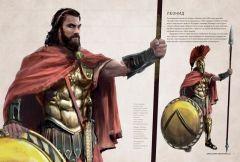 Артбук Искусство игры Assassins Creed: Одиссея изображение 2