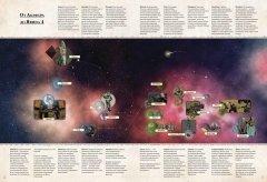 Артбук Звёздные Войны. Атлас далекой галактики изображение 2