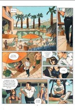 Комикс Миллениум. Девушка, которая играла с огнем издатель Эксмо