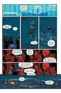 Комикс Каратель: Омнибус. Чёрное и белое. Пересекая границу. Последние дни источник The Punisher