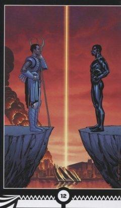 Комикс Чёрная Пантера. Народ под нашими ногами. Книга 3 (твердый переплет) жанр Боевик, Боевые искусства, Приключения, Супергерои и Фантастика