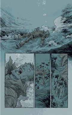 Комикс Деревья. Книга 2 источник Деревья