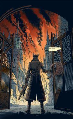 Комикс Bloodborne. Конец сна источник Bloodborne