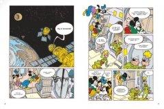 Комикс Микки Маус и Дональд Дак. Космические приключения жанр Комедия, Приключения, Сказка и Фэнтези