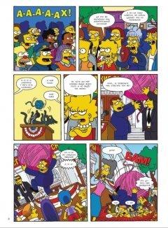 Комикс Симпсоны и Футурама. Кризис кроссоверов источник Симпсоны/Футурама