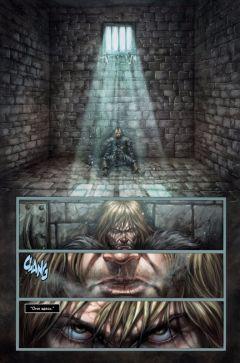 Комикс Dark Souls. Зимняя злоба источник Dark Souls
