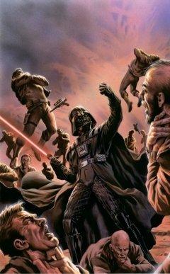Комикс Звёздные Войны. Дарт Вейдер и плач теней источник Star Wars