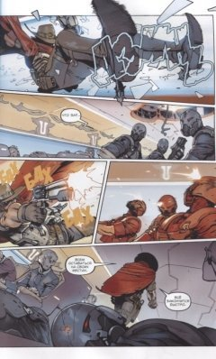 Комикс Overwatch: Антология. Том 1 источник Overwatch