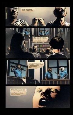 Комикс Темная башня: Стрелок. Книга 6. Последние выстрелы. жанр Приключения, Ужасы, Фантастика и Фэнтези