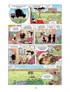 Комикс Дядюшка Скрудж и Дональд Дак. Сокровище под стеклом издатель АСТ