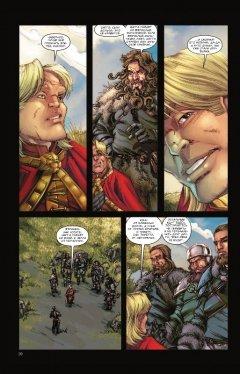 Комикс Игра престолов. Книга 4. жанр Приключения и Фэнтези