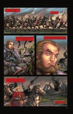 Комикс Игра престолов. Книга 4. автор Джордж Мартин