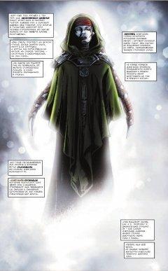 Комикс Звёздные войны. Заря джедаев: Книга 3. Война Силы. жанр Приключения и Фантастика