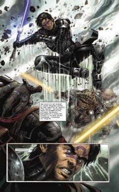 Комикс Звёздные войны. Заря джедаев: Книга 3. Война Силы. изображение 2