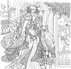 Комикс Игра престолов. Книга для творчества. издатель АСТ