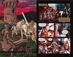 Комикс Игра престолов. Книга 3. жанр Приключения и Фэнтези