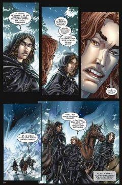 Комикс Игра престолов. Книга 1 жанр Приключения и Фэнтези