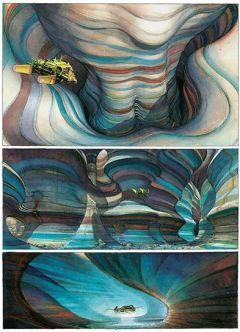 Комикс Метабароны. Том 1 (полное издание) жанр Приключения и Фантастика