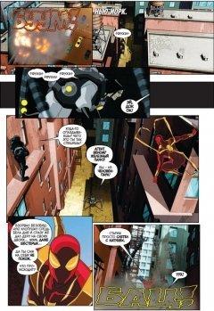 Комикс Человек-Паук против Зловещей Шестерки. Том 1 (мягкая обложка) источник Человек-Паук