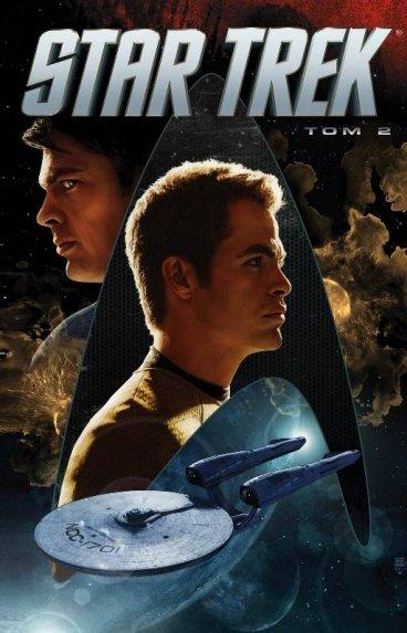 Star Trek. Том 2. комикс