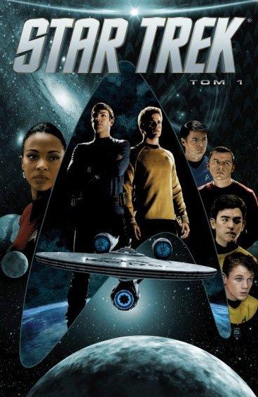 Star Trek. Том 1. комикс