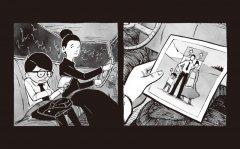 Комикс Ничто не забывается жанр Приключения и Фэнтези
