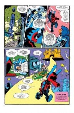 Комикс Что за... Свин Паук?! жанр Боевик, Комедия, Приключения, Супергерои, Фантастика и Фэнтези