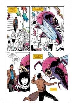 Комикс Доктор Стрэндж. Том 3. Кровь в небесах источник Доктор Стрэндж