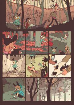 Комикс Банда автор Джен Ли