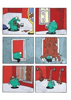 Комикс Ч.У.Ж.О.О.И. жанр Фантастика