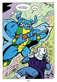 Комикс Черепашки-Ниндзя: Приключения. Книга 3. Межгалактический рестлинг (Твердый переплет) издатель Illusion Studios