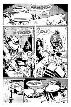 Комикс Классические Черепашки-Ниндзя. Том 9. Битва Нексус издатель Illusion Studios