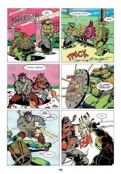Комикс Черепашки-Ниндзя: Приключения. Книга 1. Герои в панцирях (Твёрдый переплёт) источник Teenage Mutant Ninja Turtles