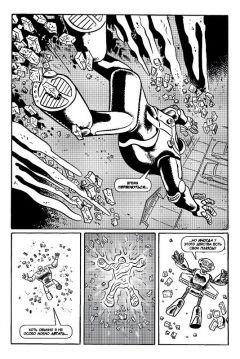 Комикс Классические Черепашки-Ниндзя. Том 8. Новая Мутация (Коллекционная обложка) изображение 1