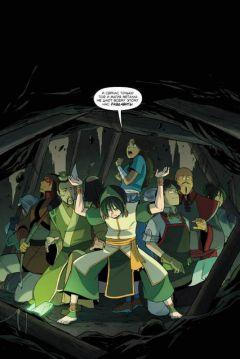 Комикс Аватар: Легенда об Аанге. Книга 3. Раскол. (Твёрдый переплёт) источник Аватар: легенда об Аанге