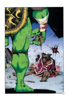 Комикс Классические Черепашки-Ниндзя: Вторая Жизнь. (Альтернативная обложка) издатель Illusion Studios