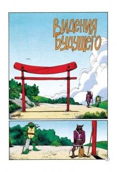 Комикс Классические Черепашки-Ниндзя: Вторая Жизнь источник Teenage Mutant Ninja Turtles