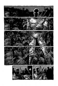 Комикс Классические Черепашки-Ниндзя: Война в Городе. издатель Illusion Studios