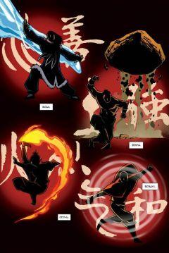 Комикс Аватар: Легенда об Аанге. Книга 1. Обещание. (Мягкий переплет) источник Аватар: легенда об Аанге
