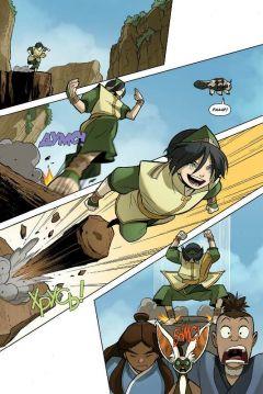 Комикс Аватар: Легенда об Аанге. Книга 1. Обещание. (Мягкий переплет) изображение 2