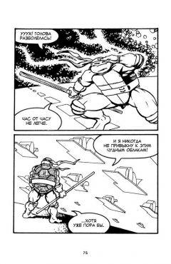 Комикс Черепашки-Ниндзя: Испытания (твердый переплет) изображение 3
