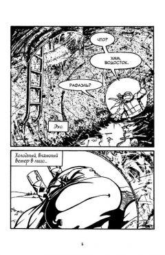 Комикс Черепашки-Ниндзя: Испытания (твердый переплет) издатель Illusion Studios