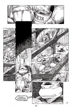 Комикс Классические Черепашки-ниндзя. Возвращение в Нью-Йорк. жанр Боевик, Боевые искусства, Комедия, Приключения и Фантастика