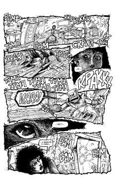 """Комикс Классические """"Черепашки Ниндзя"""" №14 жанр Боевик, Боевые искусства, Комедия, Приключения и Фантастика"""
